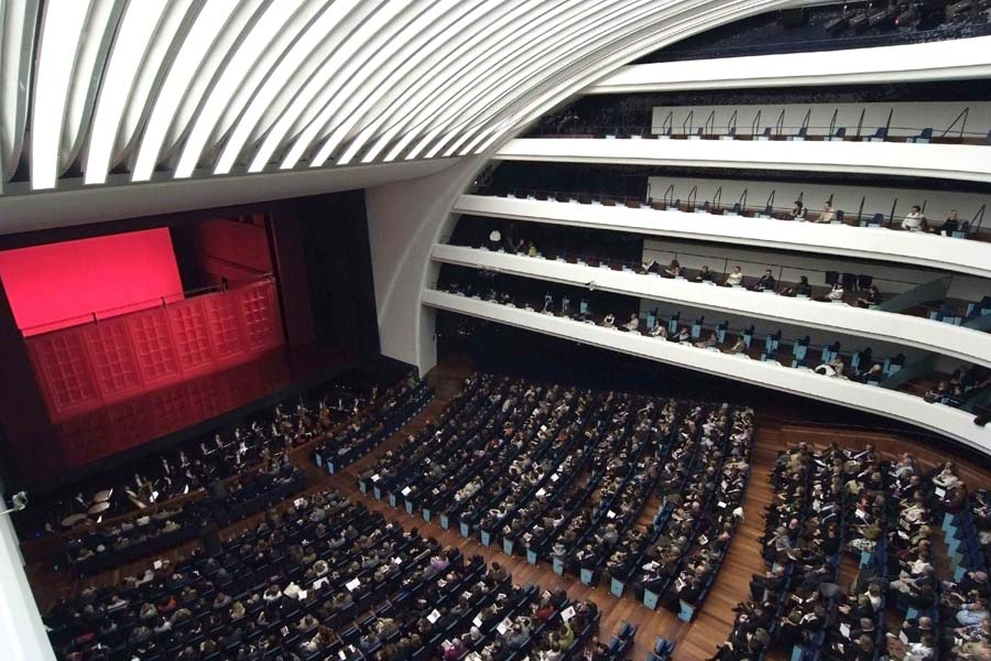 Valencia Opera: program and schedule for the upcoming events in 2020 regarding opera, dance, lieds and other concerts in Palau de les Arts Reina Sofia.